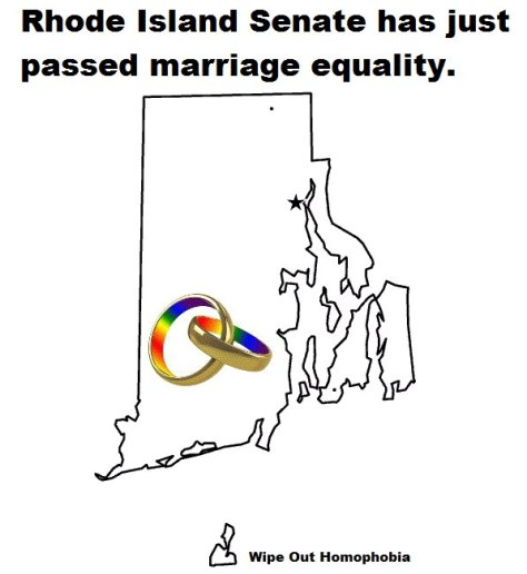 Kudos to Rhode Island