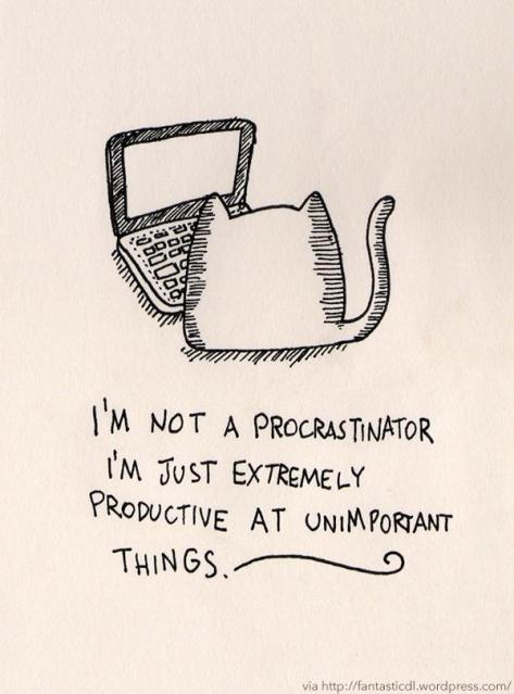 How I Feel: Productivity