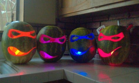 WATERMELONS!!!